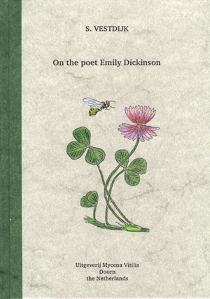 Cover of S. Vestdijk - on the Poet Emily Dickinson